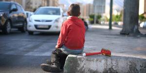 کودک کار در تهران
